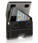 Griffin Elan Holster Metal for iPhone 4
