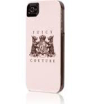 JUICY COUTURE New Crest Case for iPhone 4