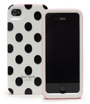 Kate Spade Premium HardShell Case for iPhone 4 (Style 01686-0)