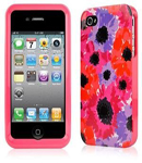 Kate Spade Premium HardShell Case for iPhone 4 (Style 01965-0)