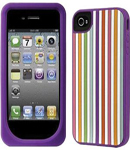 Kate Spade Premium Silicone Case for iPhone 4 (Style 01985-0)