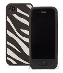 Kate Spade Premium Silicone Case for iPhone 4 (Style 01993-0)