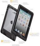 LIFEPROOF Nuud Case для iPad 2/3/4