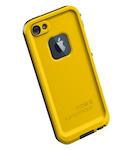 LIFEPROOF (Yellow/Black) для iPhone 5
