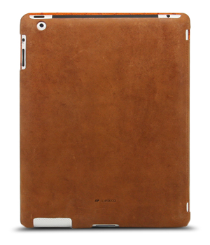 Melkco Leather Case для iPad 2 - Slimme Cover Type Classic Vintage Brown (коричневый)