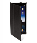 Scosche iPad 2 Folio Black Leather (черная кожа)