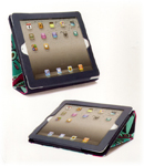 Griffin iPad 2 Elan Folio Teal Flowers